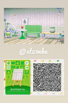 Acnl Paths, Motif Acnl, Code Wallpaper, Animal Crossing Qr Codes Clothes, New Leaf, Cute Pattern, Location History, Outdoor Blanket, Coding