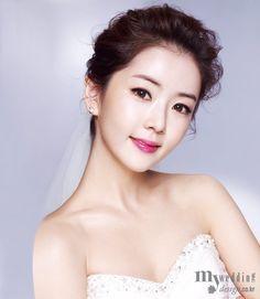 chinese bridal makeup - Google Search
