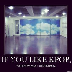 I hope, you all can recognise this room | Favim.com  If you don't know then look up SM entertainment, like seriously