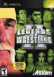 Legends of Wrestling II - Xbox Game