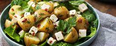 Kesäperuna-salaatti   Apetina Potato Salad, Potatoes, Ethnic Recipes, Food, Potato, Essen, Meals, Yemek, Eten