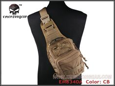 38.71$  Buy now - http://alieoz.shopchina.info/go.php?t=32782301632 - Emerson Molle Military Man Messenger Bag Travel Chest Bag Crossbody Backpack Men's Shoulder Bag Hunting Accessories EM8340 CB ^ 38.71$ #shopstyle