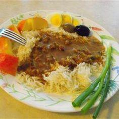 Lamb Madras Curry