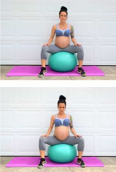 Get a Birth Ball   Ways to Induce Labor Yourself Naturally & Fast   Labor Signs Pregnancy   Labor and Delivery Tips   https://theabsoluteparent.com/ways-to-induce-labor-yourself #PregnancyLabor