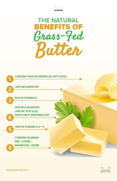 Drum roll: #Butter is making a big fat comeback! For the full article, visit us here: http://paleo.co/grassfedbutterbenefits