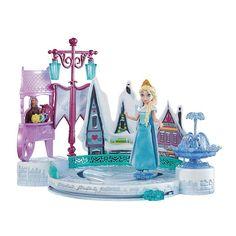 Disney's Frozen Elsa's Ice Skating Rink, Multicolor