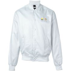 ADIDAS ORIGINALS X PHARRELL WILLIAMS Pharrell Williams 'Track' bomber jacket