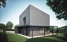 MHA | Miloš Hájnik Architekt | RD Kolíňany