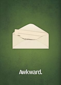 Awkward (2011- ) ~ Minimal TV Posters by Chay Lazaro ~ #minimaltvposters #alternativetvposters