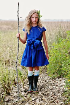 this is my all time favorite look.  Prim and wild.