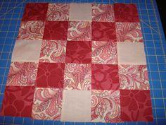 Easy Quilt Patterns | Double Irish Chain Quilt | Ava Landen: Modern Quilting
