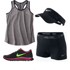 Ideal training outfit