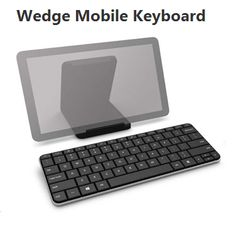 Wedge Mobile Keyboard