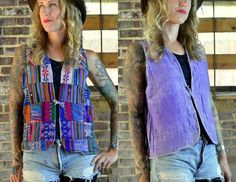 Vintage Ethnic Embroidered Guatemalan by RoslynVTGTradingCo, $28.00