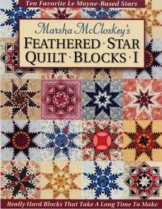 Feathered Stars Marsha McCloskey
