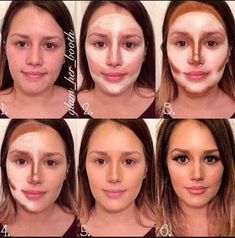 Tips To Apply Makeup For Round Face
