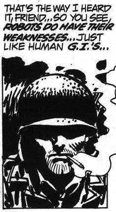 Alex Toth - Weird War