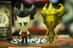 Don't Starve - Art Figure Collectables @ PAX 2013 | Don't Starve