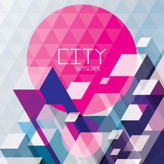 City Skyscape Vector Graphic - DryIcons