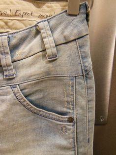 +++ OBJECT jeans +++  #details #diesel #jeans #denim #moda #mode #fashion #jeanswear #retail #denimtidad isazamoda