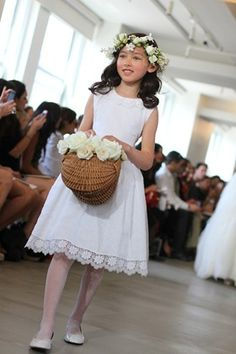 DIY I Do : Flower Girl Dresses : Inspiration