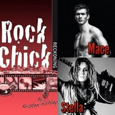 Rock Chick Reckoning by Kristen Ashley Loved it! Gideon Cross, Book Club Books, Book Series, Books To Read, Alanea Alder, Rock Chick Series, Kristen Ashley Books, Book Corners, Ebook Cover