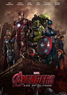 Avengers:Age of Ultron