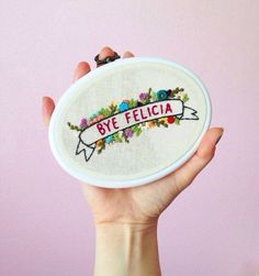 20 hoop art ideas that will change the way you see embroidery   Notey