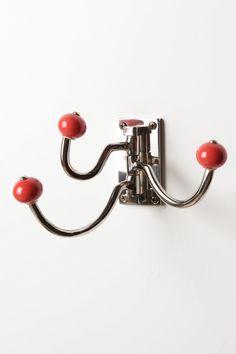 Soda Fountain Hook, Ceramic - Anthropologie.com