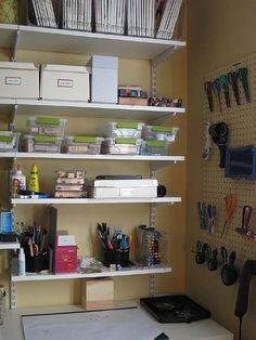 Storage for craft