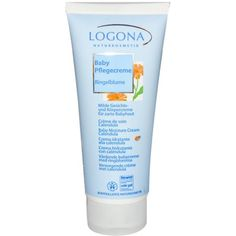 Logona Natural Body Care Baby & Kids Products, Calendula Baby Moisture Cream, 3.4 oz