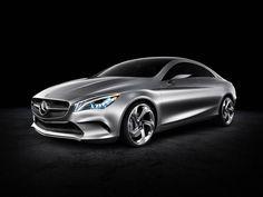Mercedes-Benz Coupe Concept