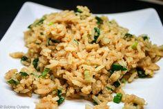 Sabina Cuisine | Fried Rice, Fries, Ethnic Recipes, Food, Essen, Meals, Nasi Goreng, Yemek, Stir Fry Rice