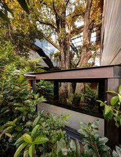 Une villa en pleine nature