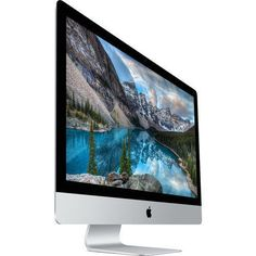 "Apple 27"" iMac with Retina 5K Display (Late 2015) 3.2GHZ i5 1TBFusion 8Gb Ram"