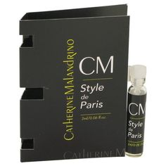 Style De Paris by Catherine Malandrino Vial (sample) .06 oz