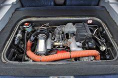 Porsche-built the fastest VW bus? - Heritage Parts Centre Vw Bus T3, Volkswagen Transporter, Volkswagen Bus, Vw T1, Vw Camper, Campers, Vw T3 Tuning, Porsche Build, Vw Engine