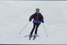 https://flic.kr/p/9hMhk1 | Untitled | 25 Mar 1994 --- LADY DIANA ENJOYING WINTER SPORTS --- Image by Pascal Le Segretain/Sygma/Corbis