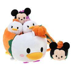 OMG! Halloween edition Tsum Tsums!