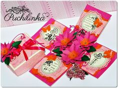 Różowo mi :) Gift Wrapping, Handmade, Gift Wrapping Paper, Hand Made, Wrapping Gifts, Gift Packaging, Handarbeit