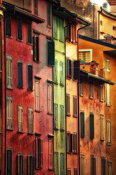 Bergamo, Italy by Maurizio Raffa