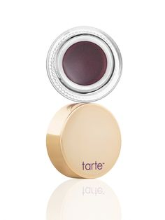 NEW! tarte clay pot Amazonian clay waterproof liner in blackened plum $21.00 tarte's iconic clay pot liner is getting a makeover with all-new, glamorous gold packaging and the same great formula you know and love. Stock up on your favorite velvety, non-drying eyeliner while the signature Amazonian clay-infused formula works to nourish and balance skin on the eyelids and reduce excess oil for better, longer, truer wear. Available in tarte's iconic liner shades with creamy, deep undertones..