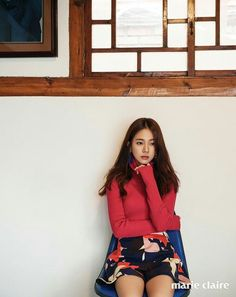 Baek Jin Hee Poses for Marie Claire Magazine Korean Actresses, Korean Actors, Baek Jin Hee, Becoming An Actress, Korean Entertainment, Marie Claire, Pride And Prejudice, Asian Woman, Cute Girls