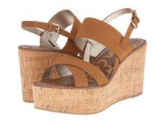 Sam Edelman Destiny Summer Sand Wayne Nubuck Leather - 6pm.com