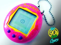 """Who remembers growing their handheld digital pet with the Tamagotchi? Have a blast from the past and stand a chance to win your share of with """"That Zone Quiz""""  Having A Blast, Fitbit, Promotion, The Past, Digital"""
