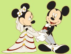 MINNIE & MICKEY ~ Wedding - mickey-and-minnie Photo   Party ideas ...