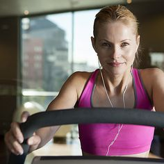 Pyramid Power: Try this 45-Minute Treadmill Workout