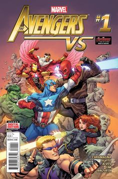 Avengers VS #1 - The Art of War / Asgard on Ice / To Turn the Tide / Bros Before Foes