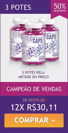 CeluCaps - Elimine Suas Celulites para Sempre |