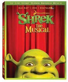 "#Sorteo: Gana uno de los dos DVD de Shreak the Musical ya a la venta desde el 15 de Octubre - Súper Baratísimo o Gratis @Lilian Hurn ""Súper Baratísimo o Gratis"""